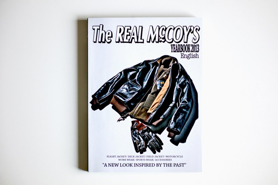 Image of The Real McCoy's Yearbook 2013 English Edition
