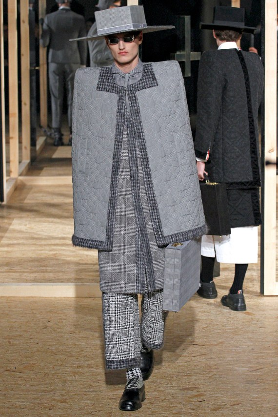 Image of Thom Browne 2013 Fall/Winter Collection