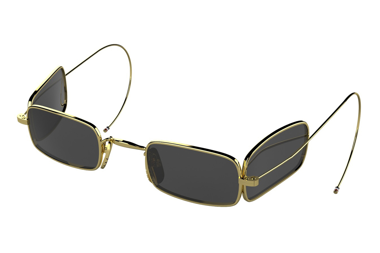 Image of Thom Browne TB900 Sunglasses