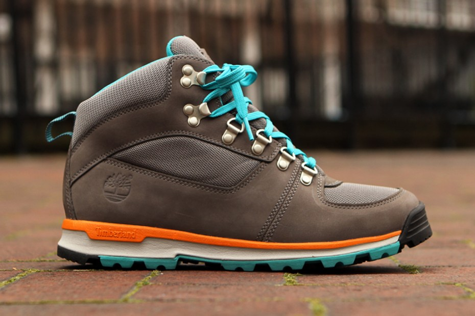 Image of Timberland GT Scramble Grey/Teal