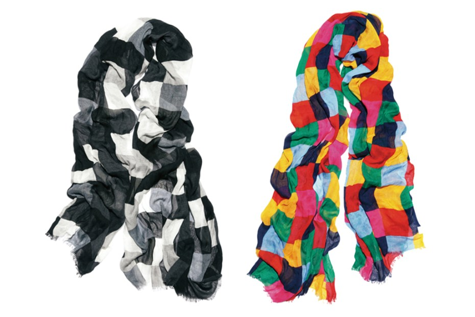 Image of uniform experiment 2013 Spring/Summer STOLE Collection