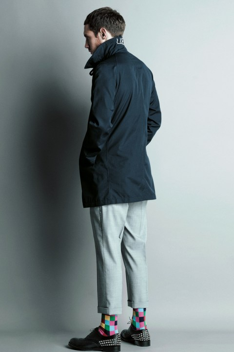 Image of uniform experiment 2013 Spring/Summer Lookbook