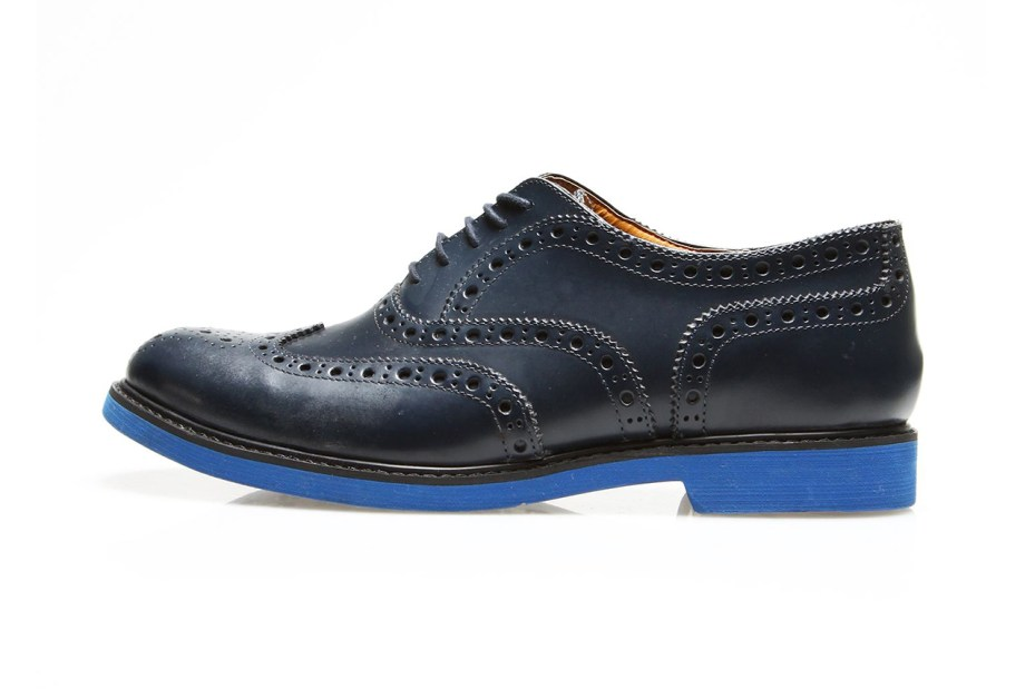 Image of VANQUISH Wingtip Shoes
