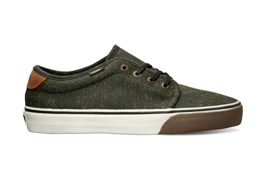 Image of Vans California 2013 Spring Tweed Pack