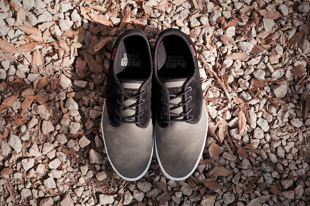 Image of Vans OTW 2013 Spring Dot Camo Pack