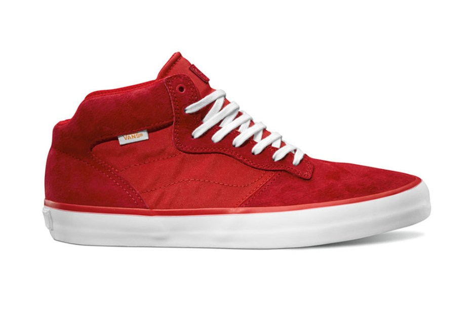 Image of Vans OTW 2013 Spring Running Red Pack