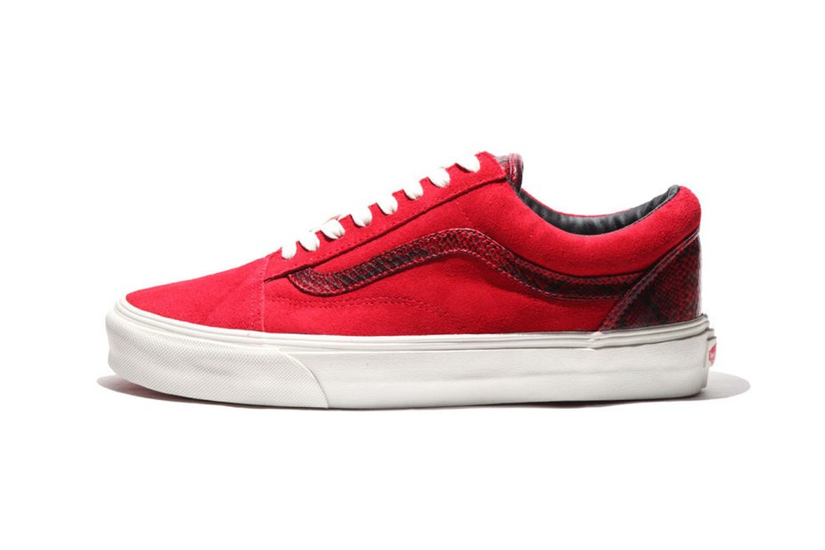 "Image of Vans Old Skool ""Year Of The Snake"""