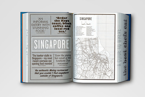 Image of Where Chefs Eat by Phaidon