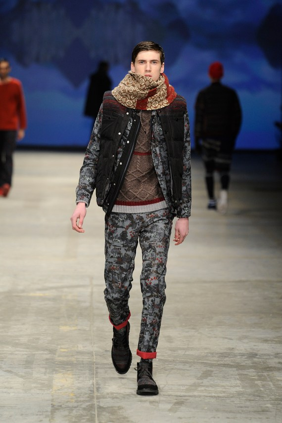 Image of White Mountaineering 2013 Fall/Winter Collection