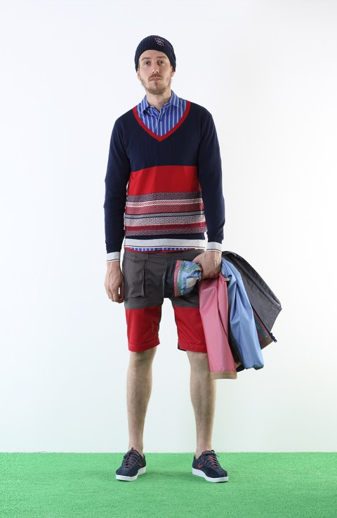 """Image of White Mountaineering 2013 Spring/Summer """"Training Day"""" Lookbook"""