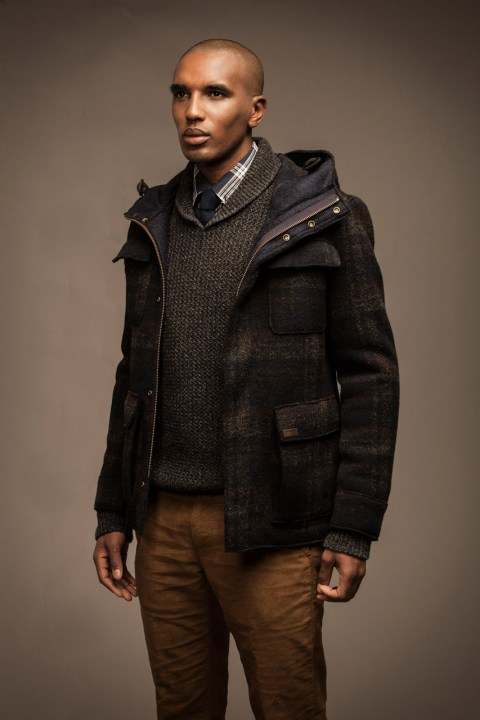 Image of Woolrich John Rich & Bros Man 2013 Fall/Winter Collection