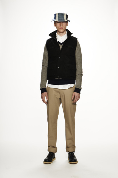 Image of Woolrich Woolen Mills 2013 Fall Collection