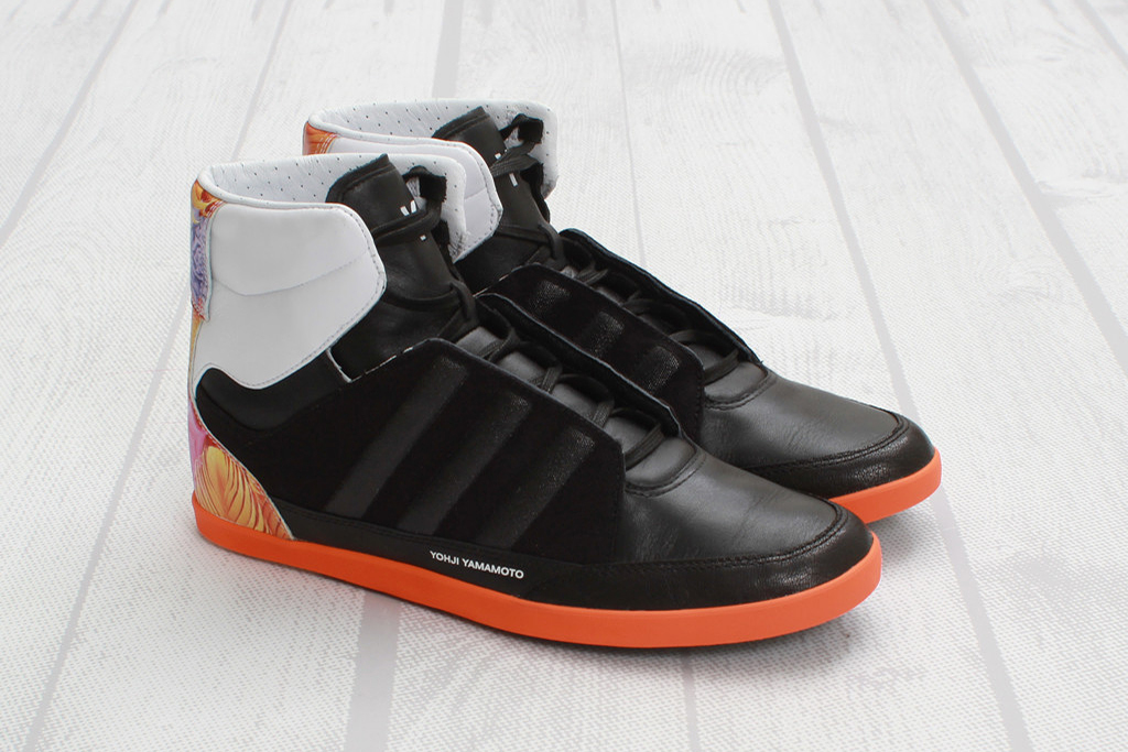 Image of Y-3 2013 Spring/Summer Honja High