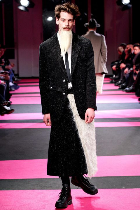 Image of Yohji Yamamoto 2013 Fall/Winter Collection
