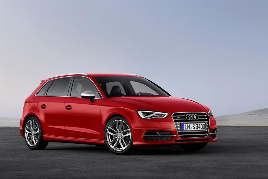 Image of 2013 Audi S3 Sportback