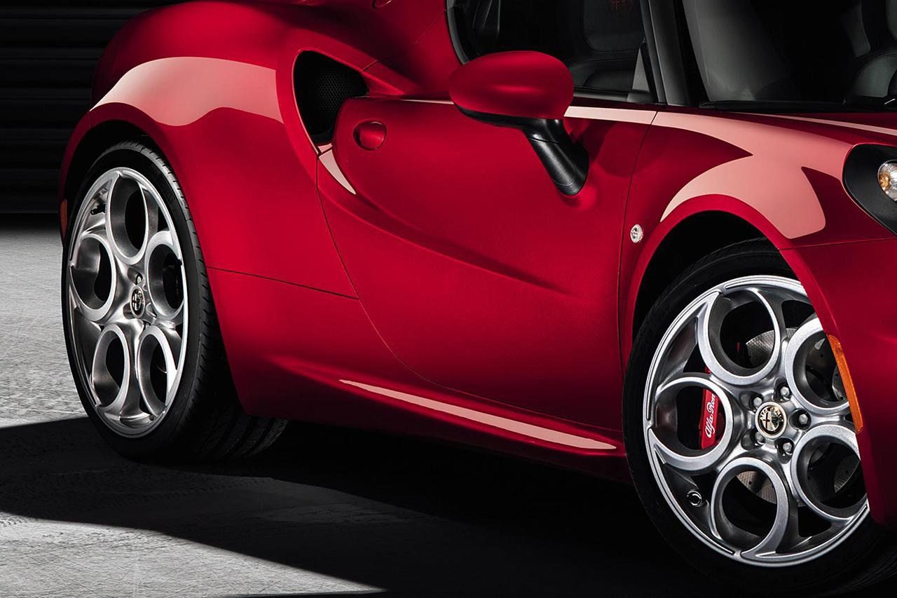 Image of 2014 Alfa Romeo 4C