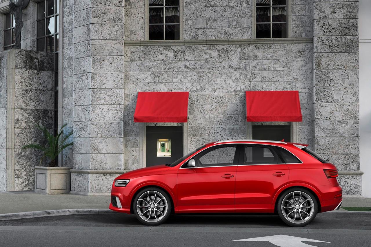 Image of 2014 Audi RS Q3