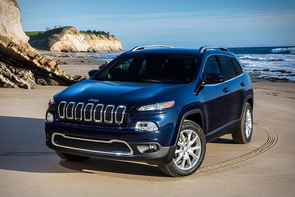 Image of 2014 Jeep Cherokee