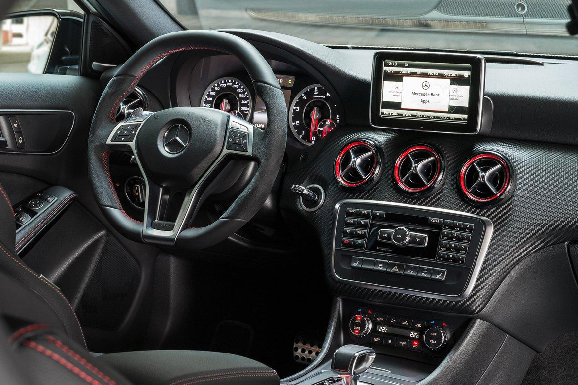 Image of 2014 Mercedes-Benz A45 AMG