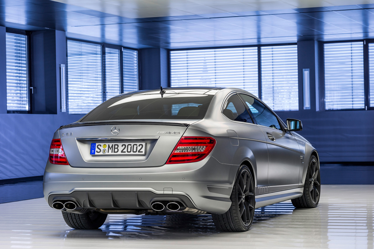 Image of 2014 Mercedes-Benz C63 AMG Edition 507