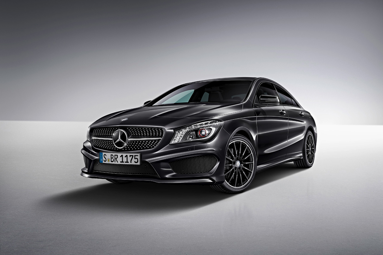 Image of 2014 Mercedes-Benz CLA Edition 1