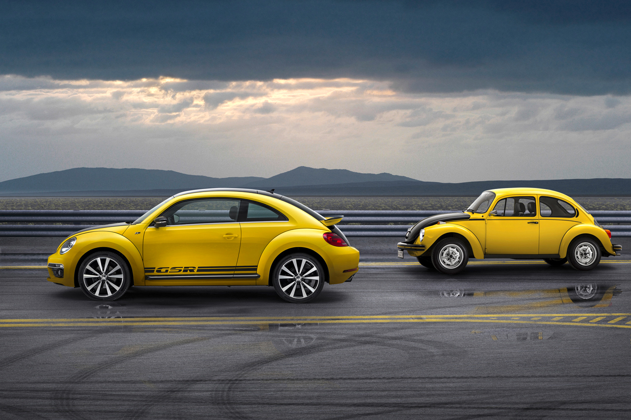 Image of 2014 Volkswagen Limited Edition Beetle GSR
