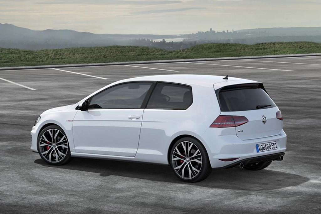Image of 2015 Volkswagen GTI