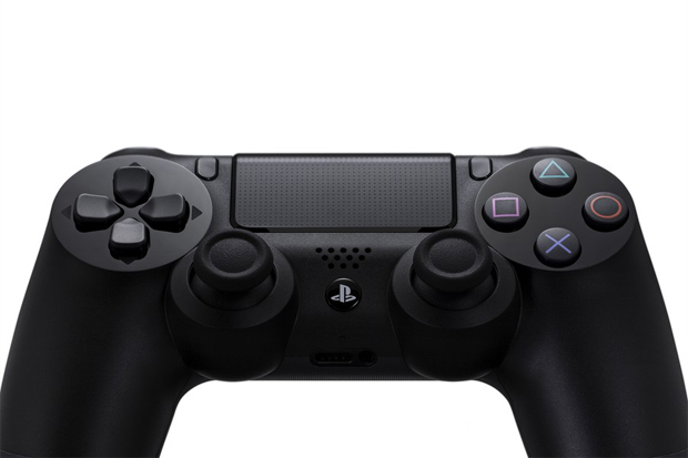 Image of A Closer Look at the New Sony PS4 Controller