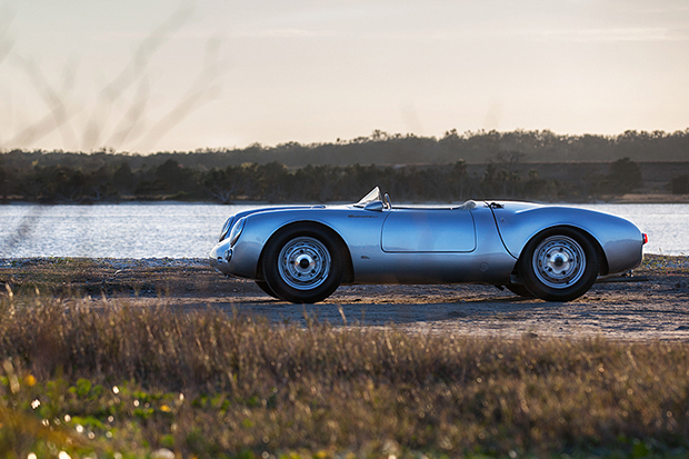 "Image of A Look Back at the ""Operation Caracas"" Porsche 550 Spyder"
