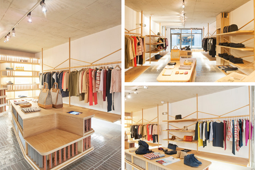 Image of A Look Inside A.P.C. London