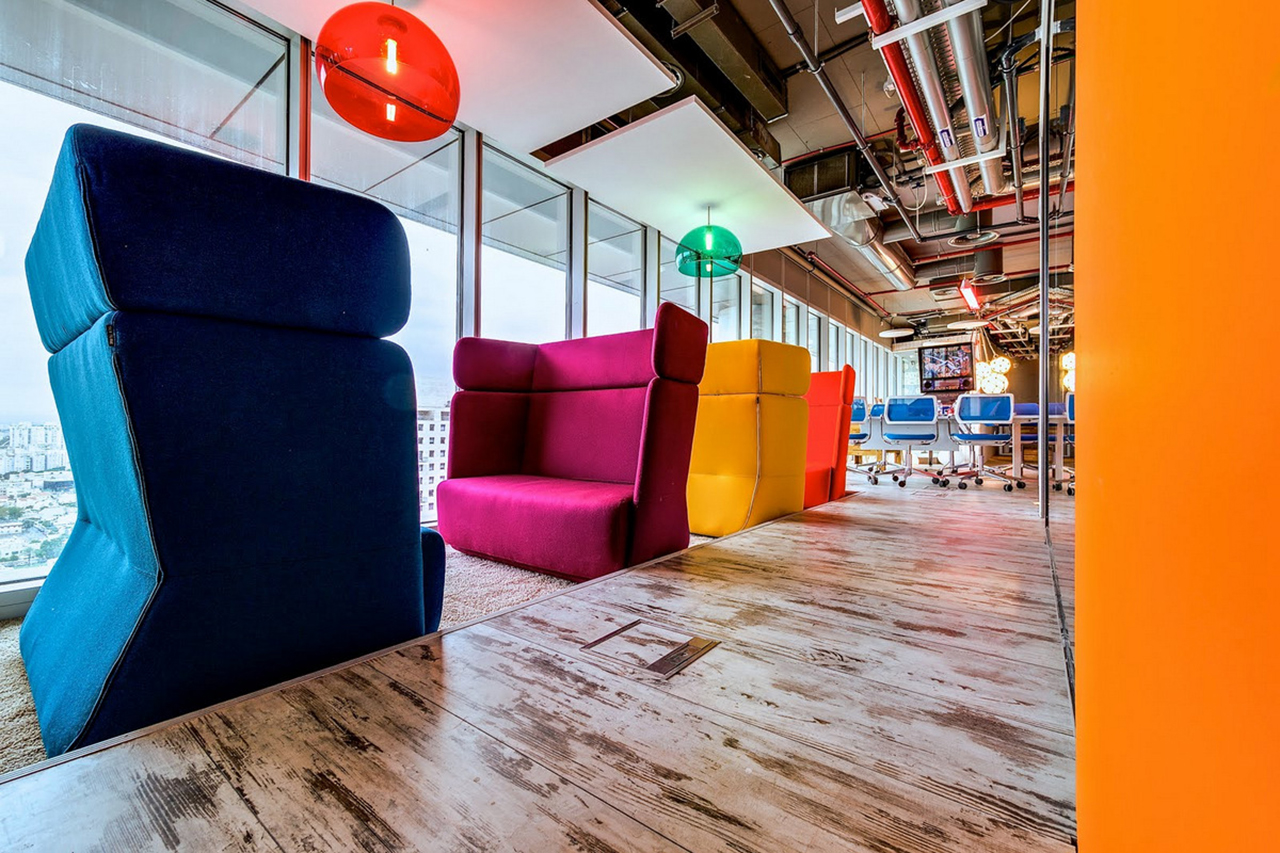 Image of A look Inside Google's Tel Aviv Office