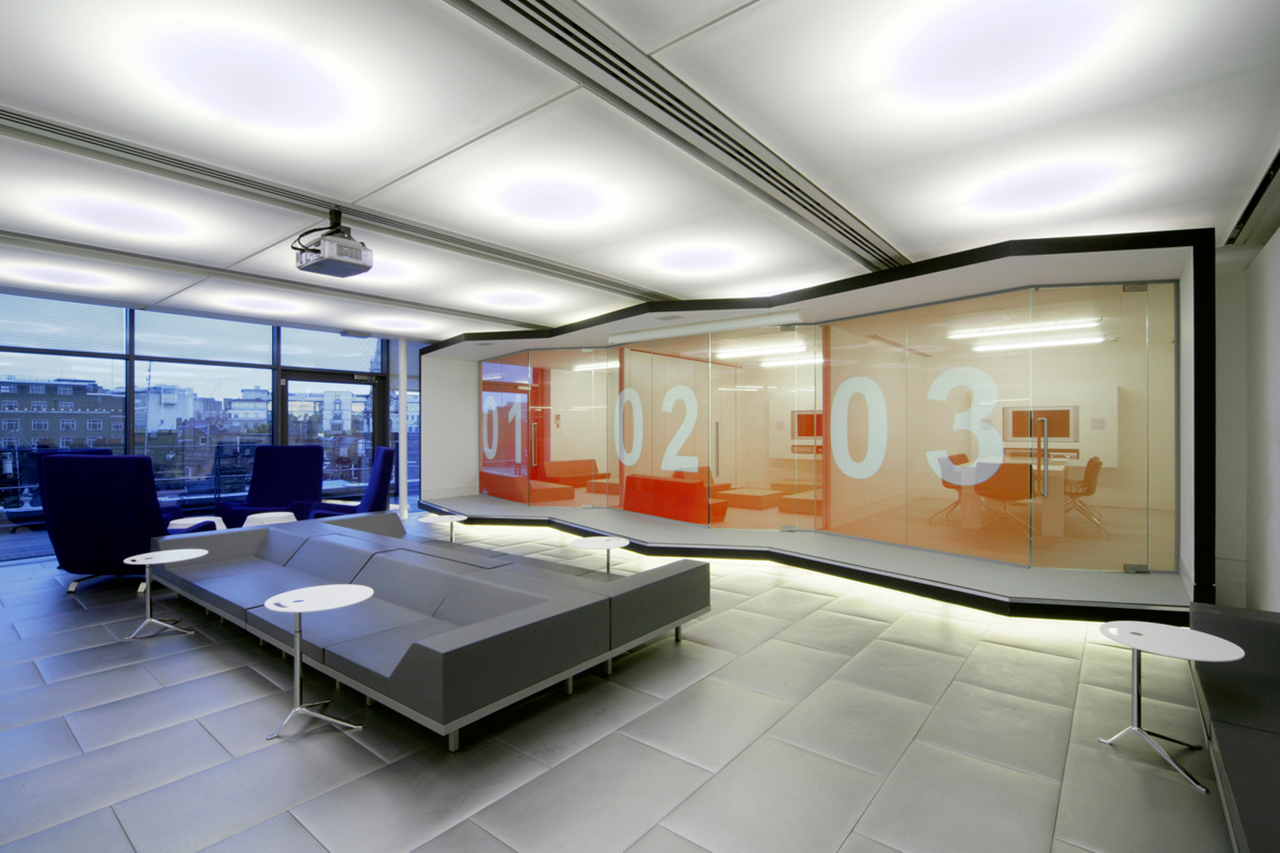 Image of A Look Inside Red Bull's New London Headquarters