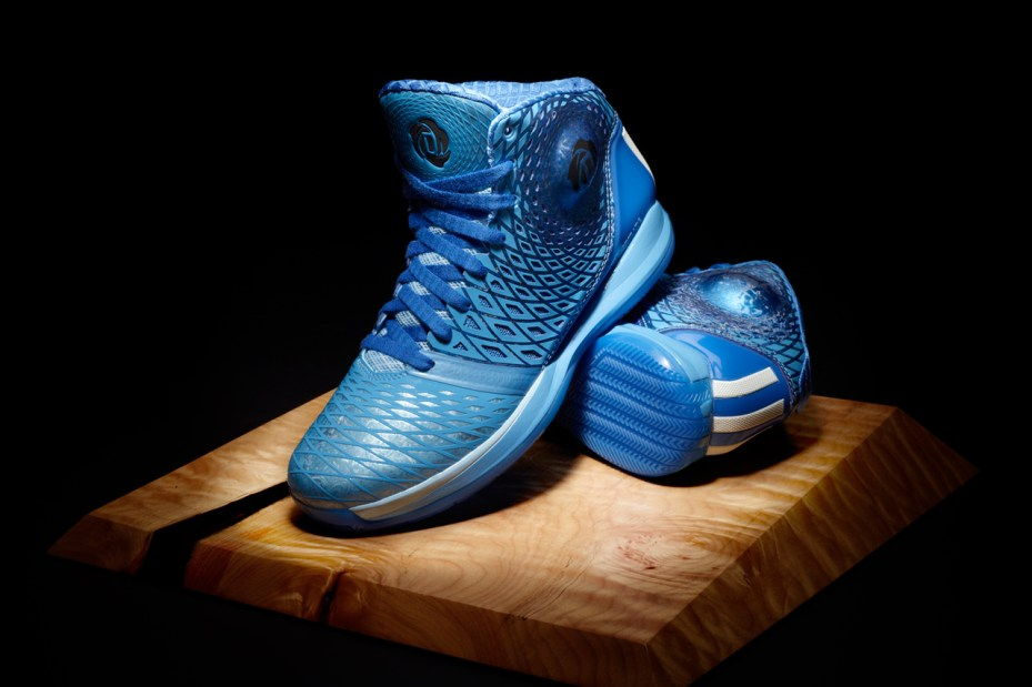 "Image of adidas D Rose 3.5 ""Triple Blue"""