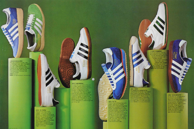 Image of adidas Highlights its Extensive Archives