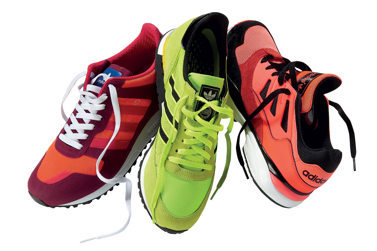 Image of adidas Originals 2013 Spring/Summer Neon Running Pack