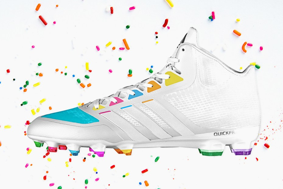 Image of adidas Robert Griffin III and DeMarco Murray Birthday Cleats