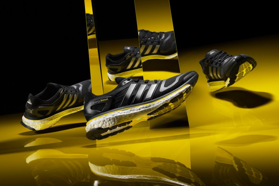 Image of adidas Unveils BOOST Technology