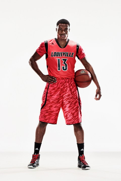 Image of adidas Unveils New Short-Sleeve NCAA Basketball Uniforms