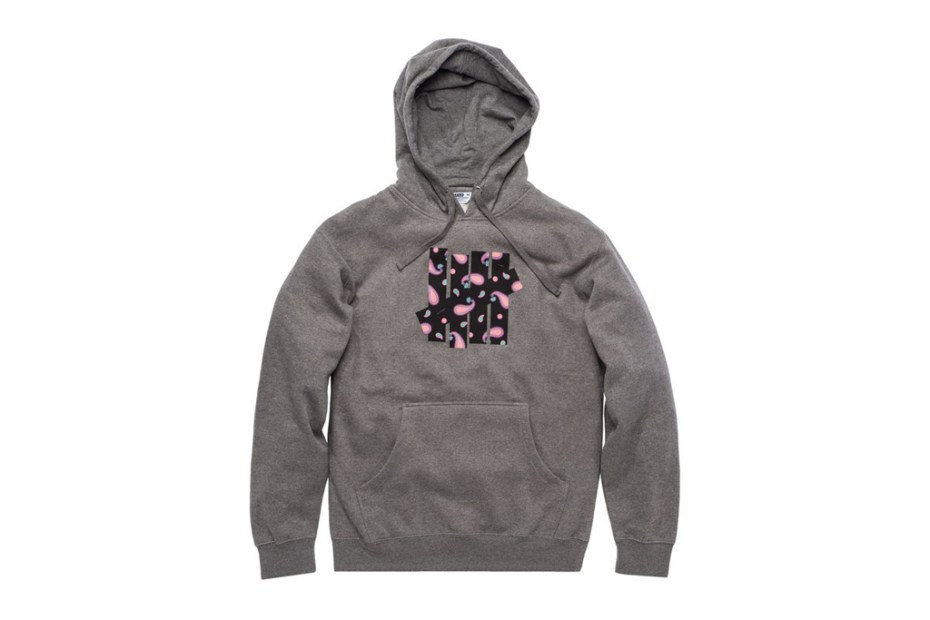 "Image of All Gone x Undefeated ""Paisley"" Collection"