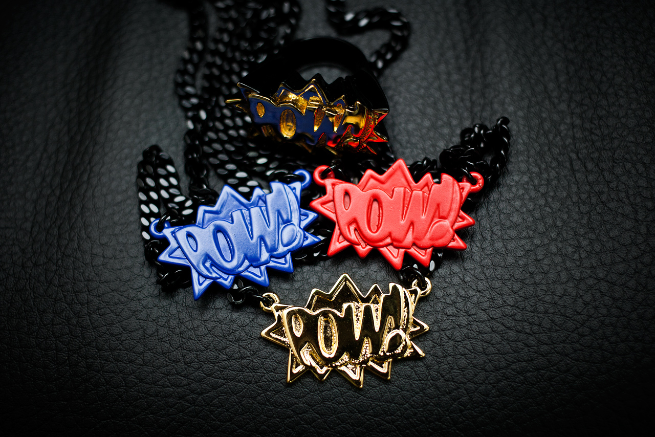 "Image of AMBUSH 2013 ""POW!"" SEASON6 Collection"