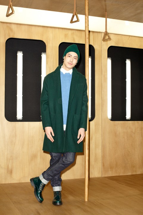 Image of AMI 2013 Fall/Winter Lookbook