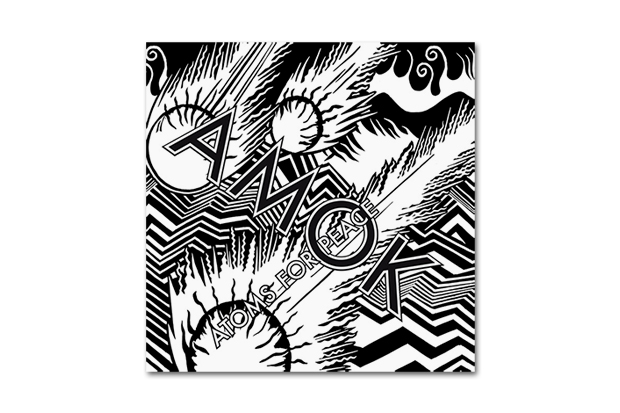 Image of Atoms for Peace – Amok | Full Album Stream
