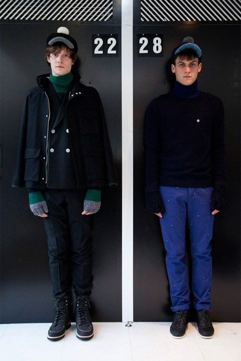 Image of Band of Outsiders 2013 Fall/Winter Lookbook