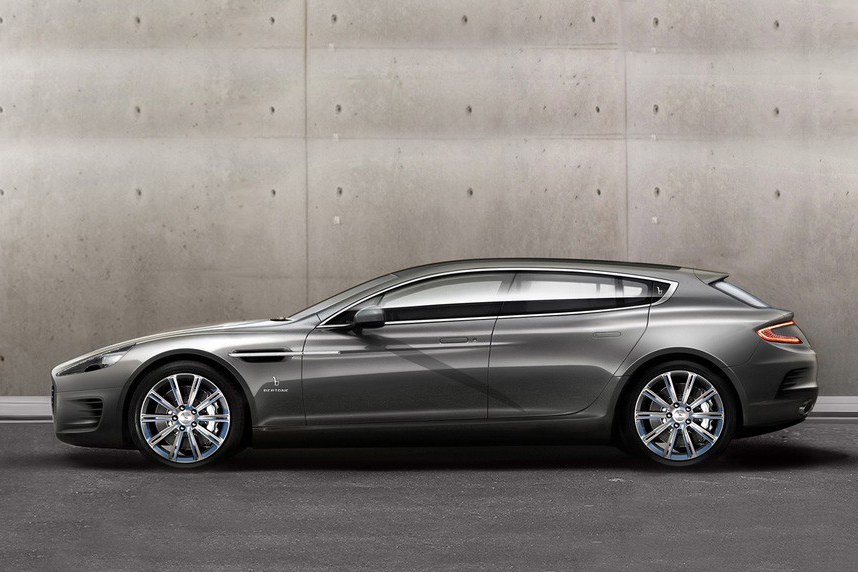 Image of Bertone Aston Martin Rapide Jet 2+2