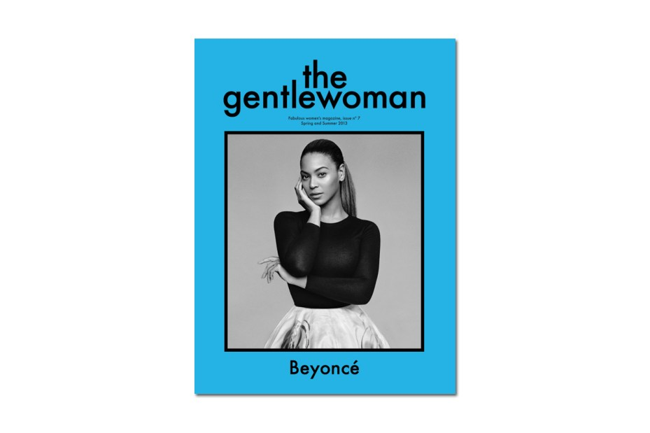 Image of Beyoncé Covers The Gentlewoman 2013 Spring/Summer Issue No. 7