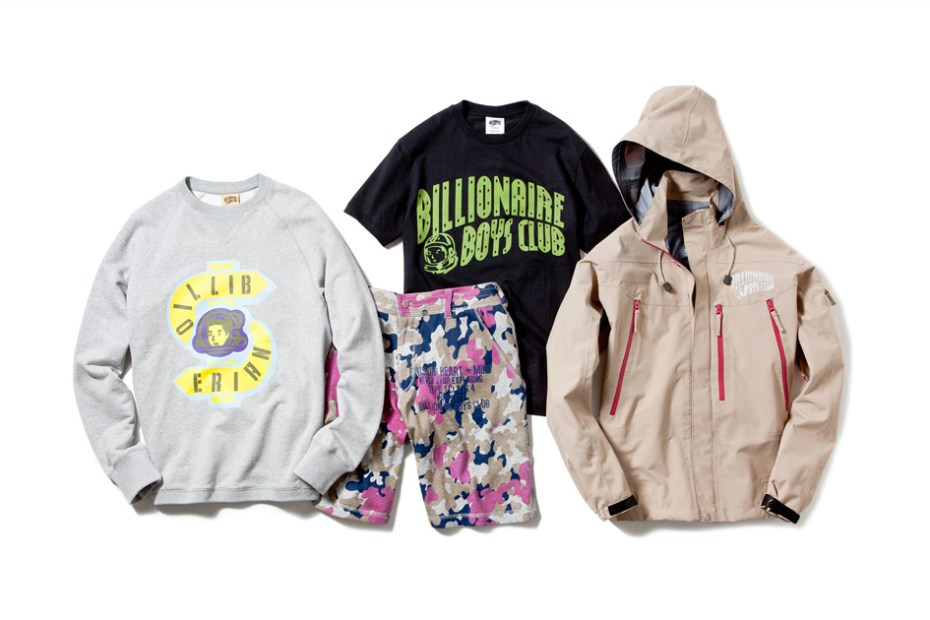 Image of Billionaire Boys Club 2013 Spring/Summer Collection First Delivery