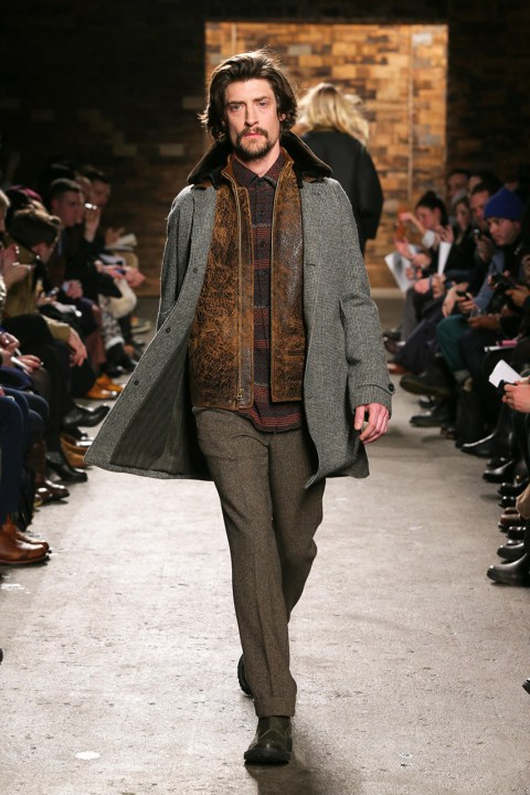 Image of Billy Reid 2013 Fall/Winter Collection