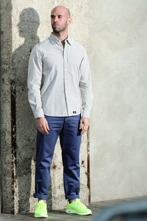 Image of Bleu de Paname 2013 Spring/Summer Lookbook