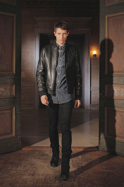 Image of BLK DNM 2013 Fall/Winter Collection