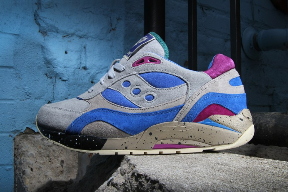 Image of Bodega x Saucony 2013 Spring/Summer Elite G9 Collection